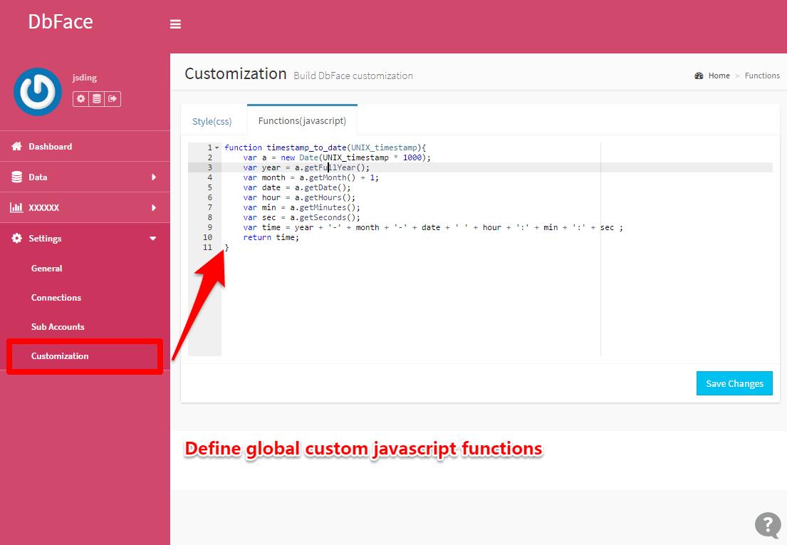 Javascript date functions in Brisbane